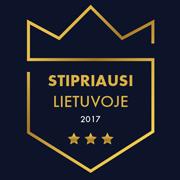 2017 strongest